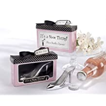 96PC 11021NA It's A Shoe Thing! Shoe Bottle Opener Bridal Shower Favor Wedding G