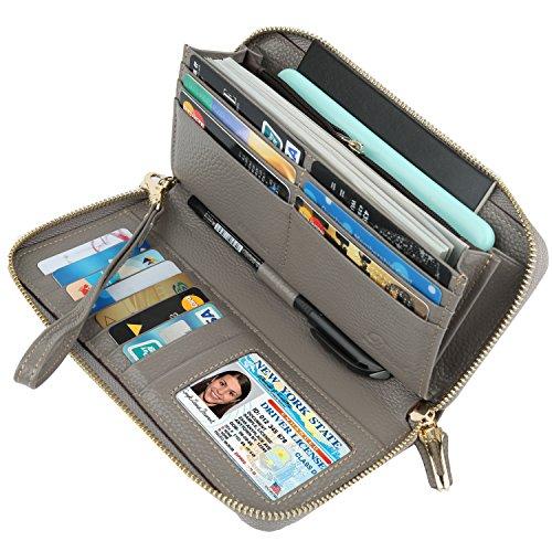 Zip Wallet Clutch - 6