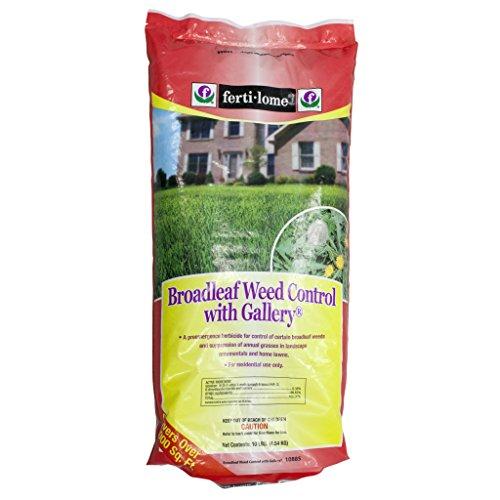 BROADLEAF WEED CONTR 10# (Best Broadleaf Weed Control)