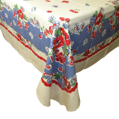 Very Berry Tablecloth by Moda Home