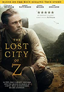 Cover Image for 'The Lost City of Z'