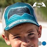 Batman vs Superman V1300137 Hat, Gris, One Size