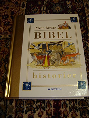 Norwegian Children's Bible / Mine forste Bibel-historier / My First Bible Stories / 386 full color pages / 8 X 6.5 inches