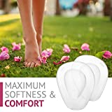Ball of Foot Cushions for Women High Heel - Soft