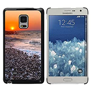 Impact Case Cover with Art Pattern Designs FOR Samsung Galaxy Mega 5.8 Sunset Beautiful Nature 116 Betty shop