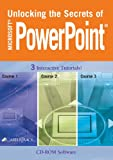 Unlocking the Secrets of Microsoft Powerpoint, PUEI, 1934147001