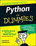 Python For Dummies (For Dummies Series)