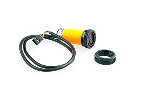 haoyishang E18-D80NK por infrarrojos fotoeléctrico interruptor Sensor Obstáculo Evitación Módulo