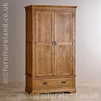 Amazon De Oak Furniture Land French Farmhouse Massive Eiche