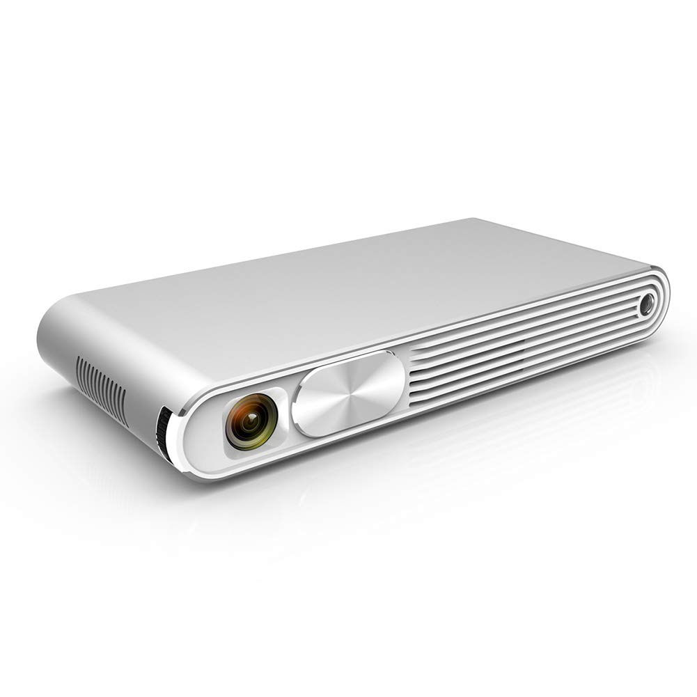 Proyector, Proyector Teléfono móvil Inalámbrico con pantalla HD ...