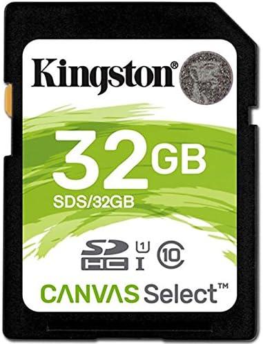 Kingston - Tarjeta de memoria SD SDHC para cámara digital Nikon ...