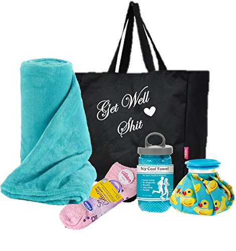 Get Well Gift Basket for Women - Just Dont Send Flowers