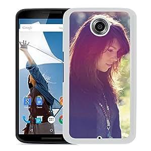 New Custom Designed Cover Case For Google Nexus 6 With Girl In The Sunlight Girl Mobile Wallpaper (2).jpg