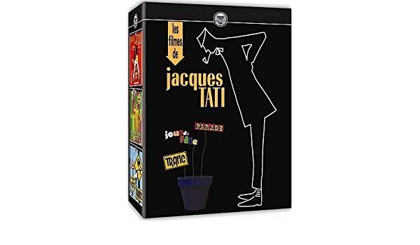 Amazon.com: The Jacques Tati Collection: Parade, Jour De Fete, Trafic - Coleción Jacques Tati - Colrção Jacques Tati / Region Free / Worldwide Special ...