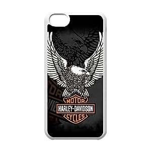Classic Case Harley-Davidson pattern design For Apple iPhone 5C Phone Case