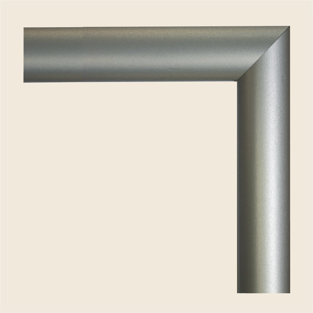 Trittico Cornice Misura 100 X 40 Cm Colore Argento Per Dipingere