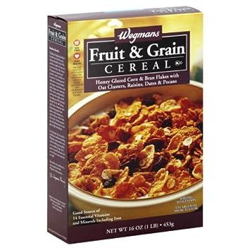 Amazon Wgmns Cereal Fruit Grain 16 Oz Pak Of 4 Granola
