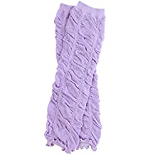 juDanzy Rouched baby leg warmers in various colors for girls, toddler, child