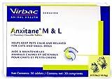 Virbac Anxitane M and L (30 Tabs), My Pet Supplies