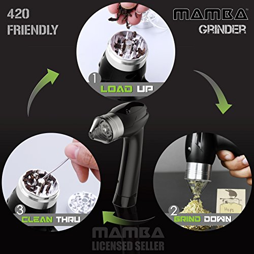 herb grinder how to use