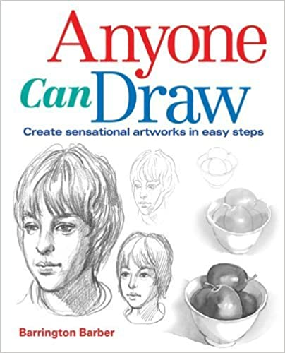 Anyone Can Draw by Barrington Barber (2011-09-15)