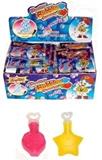Magic Touchable Test Tube Bubbles for Party Bag loot stocking Fillers Toy UK SEL