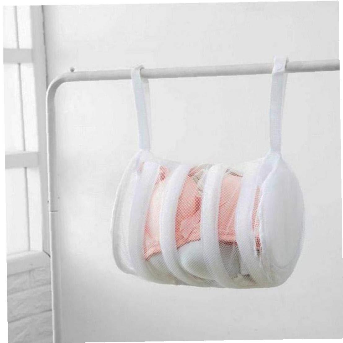 Angoter Malla de la Zapatilla de Deporte Lavado en seco y lavander/ía Zapatos del Bolso cuelga a secar la Ropa Interior de los Zapatos de Buenas Herramientas de Lavado
