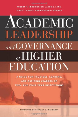 Academic Leadership In Governanace...