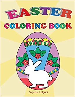 Easter Coloring Book: Easter Gift for Kids, Happy Easter ...