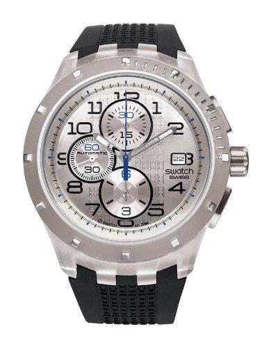 Swatch Men's Chrono Automatic Watch (Swatch Automatic Watch)