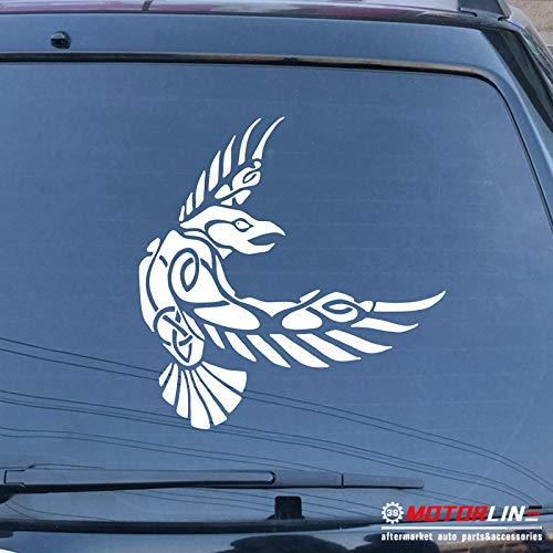 Raven Decal - 3