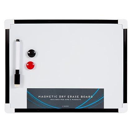 Caja de 24 mini pizarras blancas: Amazon.es: Hogar