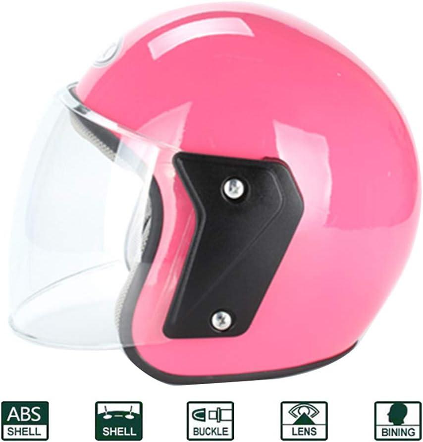 Adult Roller Helm Halbhelme mit Sonnenblende KuaiKeSport Motocross Helm Warm und Winddicht Halten Motorradhelm Herren Crosshelm Schutzhelm ATV MTB Helm f/ür M/änner Damen ECE gepr/üft