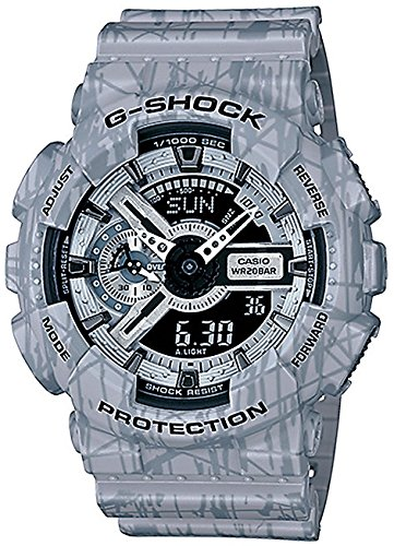 G Shock GA 110 Slash Patter Luxury