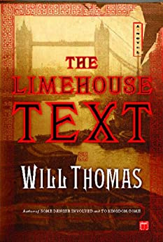 The Limehouse Text: A Novel (Barker and Llewelyn Book 3) by [Thomas, Will]