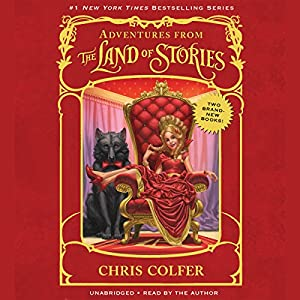 Adventures from the Land of Stories Boxed Set Audiobook