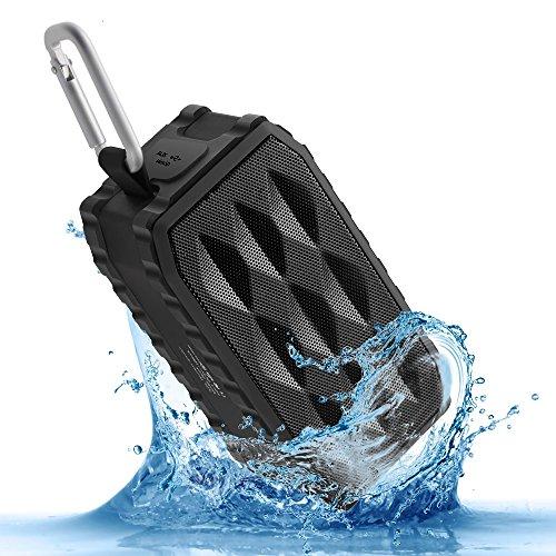 MARSEE ZeroX Bluetooth Speakers with 8 Watt Dri...