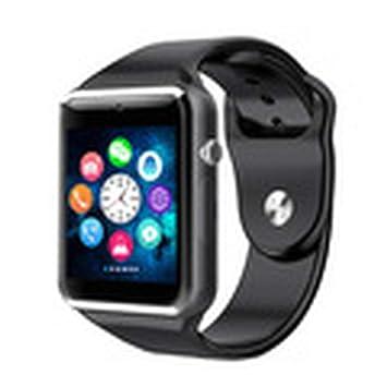 ZKLG Smart Watch Clock Sync Notifier Pedometer Push notificaciones ...
