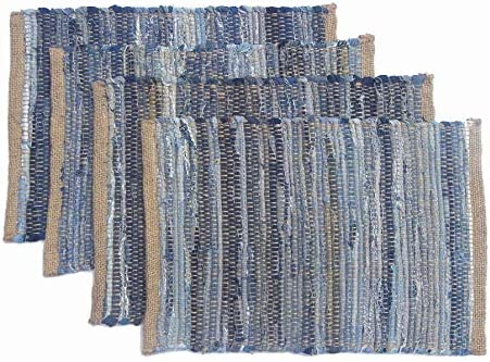 Chardin Home friendly Denim Placemats product image