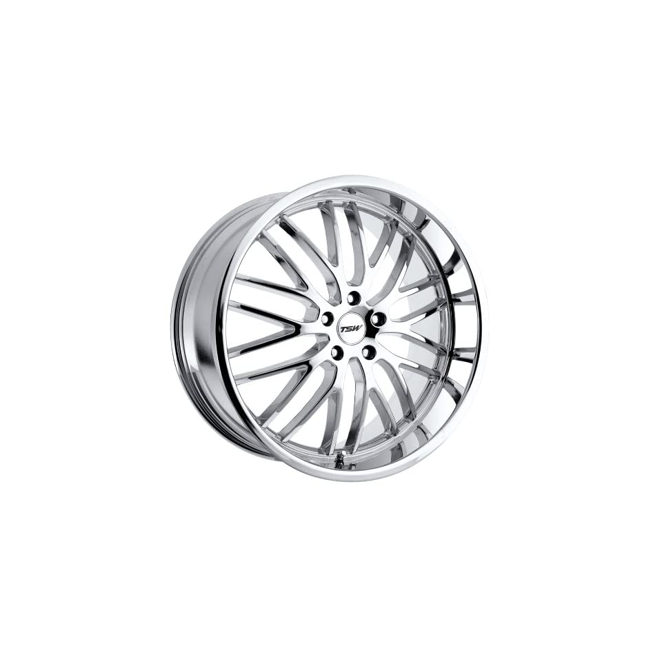 20x10 TSW Snetterton (Chrome) Wheels/Rims 5x112 (2010SNT425112C72)