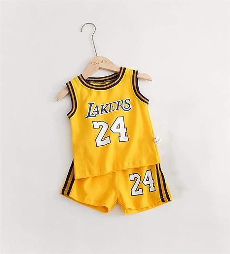 CHUANG - Conjunto de Camiseta y pantalón de Baloncesto para ...