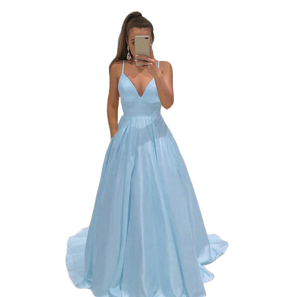 bluee With Undecorated Pockets LEJY Women's Off The Shoulder Quinceanera Dresses Applique Masquerade Ball Gowns Prom Dresses