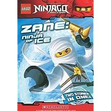 LEGO Ninjago Chapter Book #2: Zane: Ninja of Ice