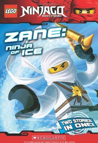 Zane, Ninja of Ice (LEGO Ninjago: Chapter Book) -