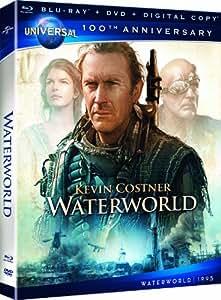 Waterworld    [Blu-ray + DVD + Digital Copy] (Bilingual)