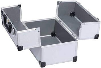Allit AluPlus > L < 36 C Caja para herramientas del paquete plata ...