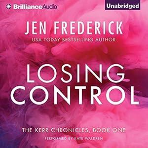 Losing Control Audiobook