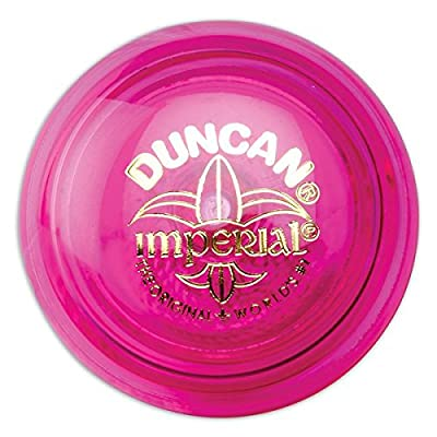 Genuine Duncan Imperial Yo-Yo Classic Toy - Pink by Duncan: Everything Else