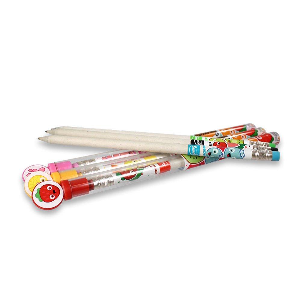 Scentco Graphite Smencils Cylinder of 50 HB #2 Scented Pencils Scentco Inc