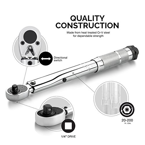 Buy torque wrench for motorcycle work